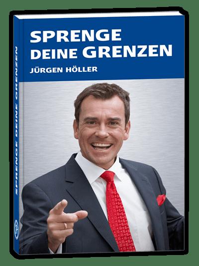 Buch von Jürgen Höller Sprenge deine Grenzen