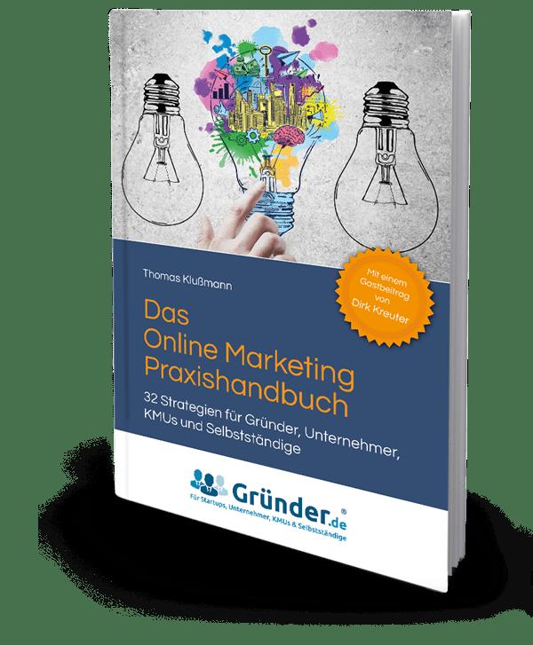 Buch von Thomas Klußmann Das Online Marketing Praxishandbuch