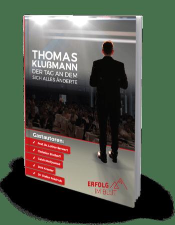Buch von Thomas Klußmann Erfolg im Blut