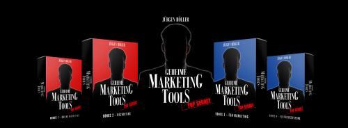 Jürgen Höllers geheime Marketing Tools - kostenloses Webinar