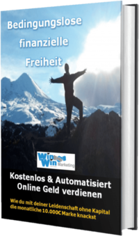 Lars Pilawski - bedingungslose finanzielle Freiheit - kostenloses Buch