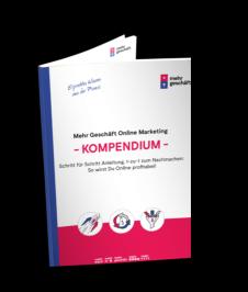 Buch von mehr geschäft Online Marketing Kompendium