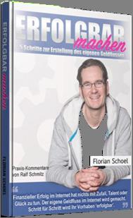 Erfolgbar machen  Florian Schoel