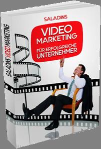 Kostenloses Buch Saladins Video Marketing für erfolgreiche Unternehmer - Das Buch