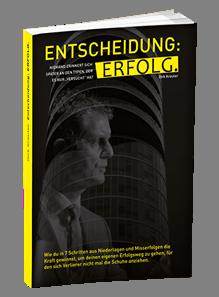 kostenloses Buch Entscheidung Erfolg Dirk Kreuter