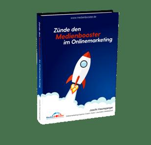 Joschi Haunsperger-Zünde den Medienbooster im Online Marketing