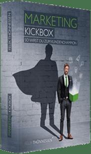 kostenloses Buch Marketing Kickbox - Felix Thönessen