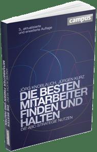 kostenloses Buch die besten Mitarbeiter finden und halten - Jorg Knoblauch