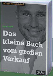 kostenloses Buch - Das kleine Buch vom großen Verkauf von Roger Rankel