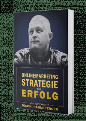 kostenloses Buch Online Marketing Strategie zum Erfolg Joschi Haunsperger