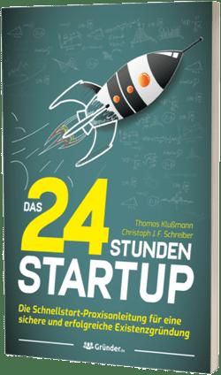 kostenloses Buch das 24h Startup Thomas Klussmann