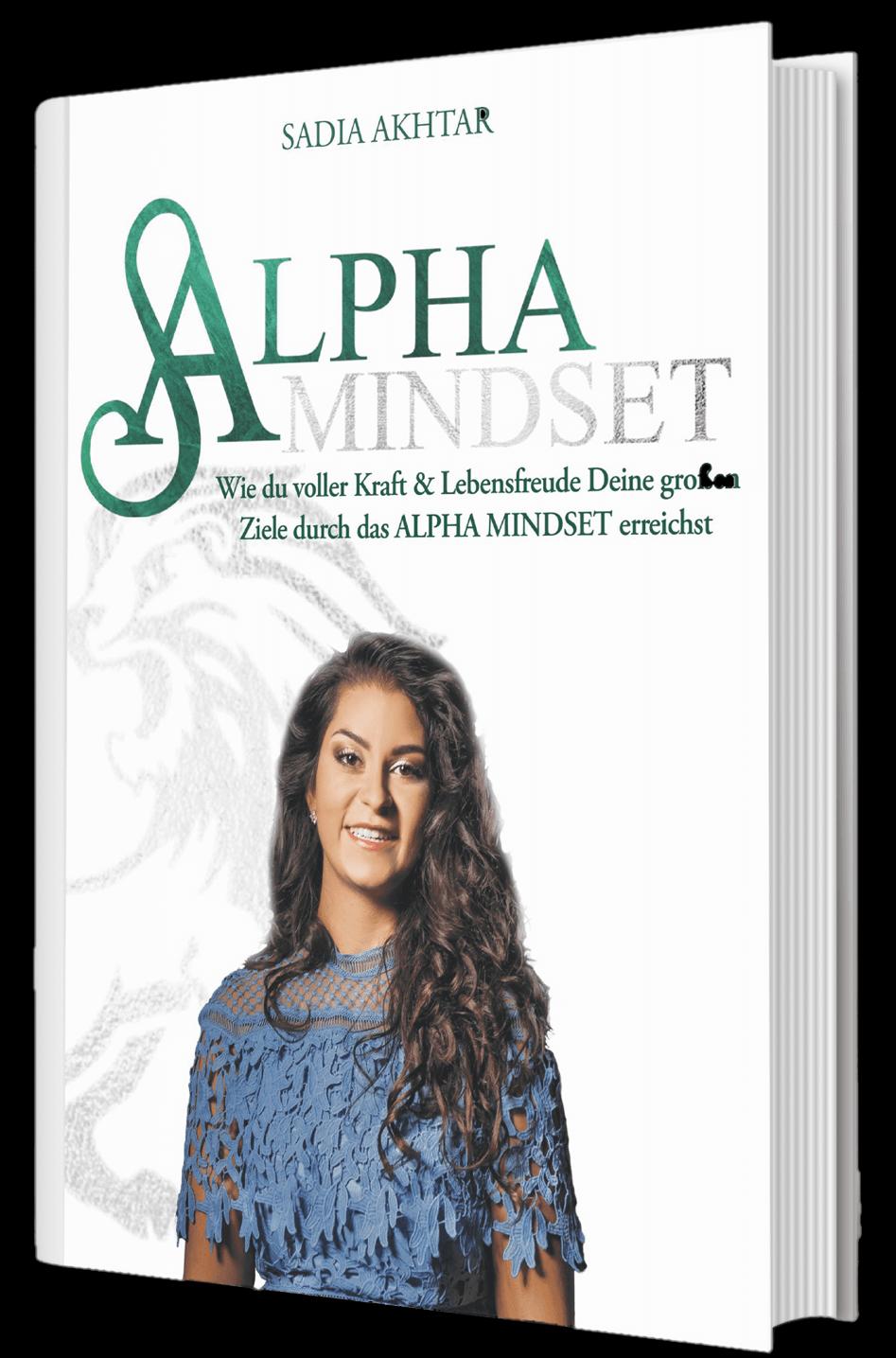 Alpha Mindset - Sadia Akhtar